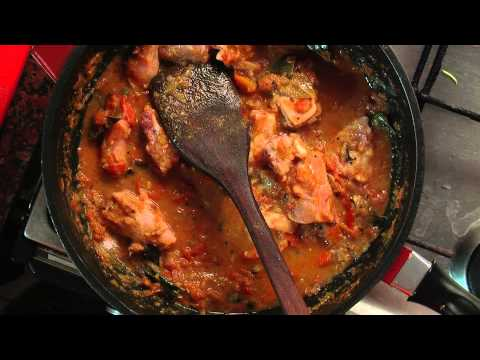 Pepper chicken chettinad (Tamil)