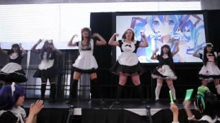 "getlinkyoutube.com-Fanimaid Live! 2014 Saturday - 6. ""Viva Happy"""