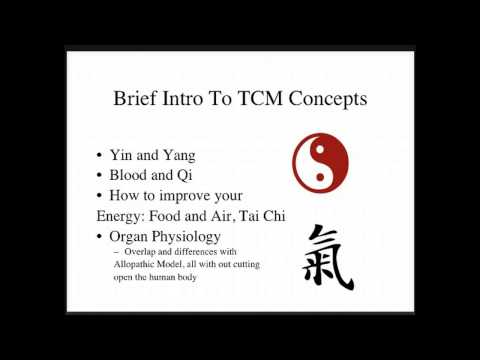 Chinese Medicine Overview: Acupuncture, Herbs, Pros and Cons, Theory...
