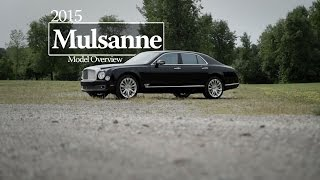 getlinkyoutube.com-2015 Bentley Mulsanne Driving Review | Defining Luxury & Performance
