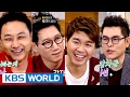 Happy Together - Talk Dream Team, Round1 [ENG2017.02.02]