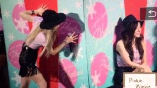 getlinkyoutube.com-Taeny moment snsd Phantasia tour in japan
