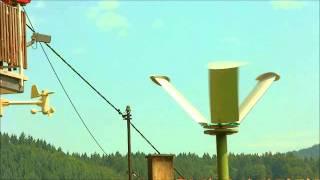 getlinkyoutube.com-V Rotor V-A-W-T / C - Rotor /  H - Rotor / energie / windkraft / windrad / Darrieus