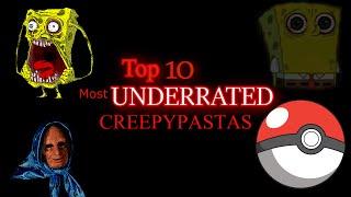 getlinkyoutube.com-Top 10 UNDERRATED Creepypastas