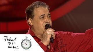 Goran Kukic - Ostala si uvijek ista - (live) - Nikad nije kasno - EM 30 - 17.05.16.