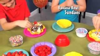 getlinkyoutube.com-Waffle Cone - As Seen on TV