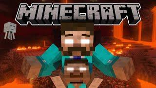 getlinkyoutube.com-If Herobrine Had A Dad - Minecraft