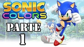 Let's Play: Sonic Colors - Parte 1
