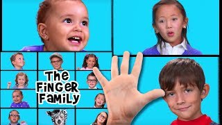 getlinkyoutube.com-The Finger Family Song | Finger Family | Nursery Rhymes | Kids Songs | Baby Songs | Family Finger