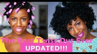 getlinkyoutube.com-The Best Twist Out Ever!!! (Updated)