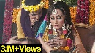 getlinkyoutube.com-Police raid mehndi ceremony of actress Deedar - Dunya News