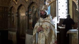 Проповедь  архимандрита Филиппа в Неделю 7-ю по Пасхе