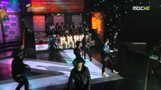 getlinkyoutube.com-SS501 vs super  junior bailando