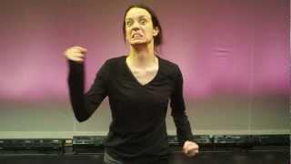 Acting Facial Expressions