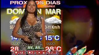 getlinkyoutube.com-Merly 9 de Octubre LAS NOTICIAS Televisa Juarez