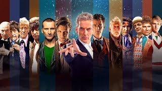 getlinkyoutube.com-Doctor Who | 50 Years in the TARDIS | Hartnell - Capaldi