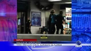 Tirador de aeropuerto tenía vínculos con el Suroeste de Florida
