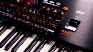 getlinkyoutube.com-Korg Pa4X Arranger Workstation Keyboard Demo with Steve McNally