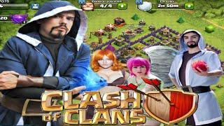 LOS MEJORES COSPLAYS DE CLASH OF CLANS!