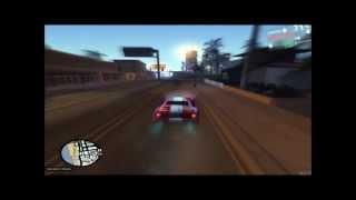 getlinkyoutube.com-GTA:SA (MTA) - 3D/Hologram HUD