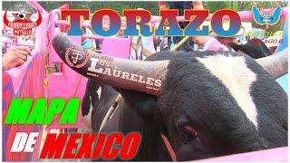 getlinkyoutube.com-QUE TORAZO EL(MAPA DE MÉXICO)DE LOS TOROS DIVINOS