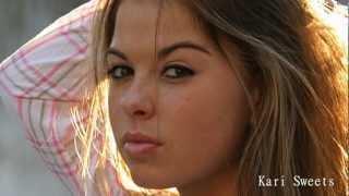 getlinkyoutube.com-Kari Sweets Long gorgeous intro then??? :)