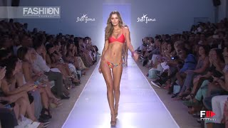 """getlinkyoutube.com-""""LULI FAMA"""" Miami Fashion Week Swimwear Spring Summer 2015 HD by Fashion Channel"""