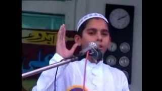 getlinkyoutube.com-Abu bakr Umar Usman Ali . new beautiful Urdu Nazam by nanna sana khwan Hafiz Ahmad Qasmi