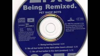 "getlinkyoutube.com-Pet Shop Boys - Being Boring (Marshall Jefferson 12"" Mix) HQ AUDIO"