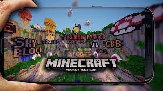 Como crear un server y jugar online en Minecraft Pocket Edition 1.0.5.13 ✔