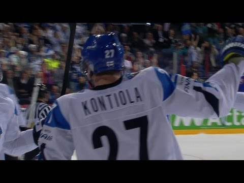 Finland - Slovakia 4-3