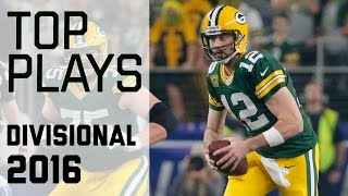getlinkyoutube.com-Top Plays of Divisional Round Games!   NFL Highlights
