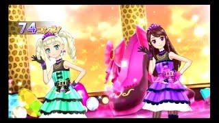 getlinkyoutube.com-アイカツ!プレイ動画29- ユリカ様と蘭でlucky train!