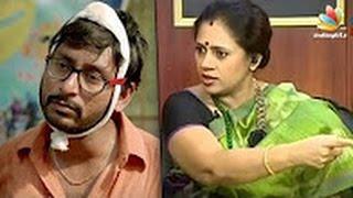 Ennama ippadi panreengale ma RJ Balaji  Lakshmi Ramakrishnan angry with Kadavul Irukan Kumaru