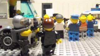getlinkyoutube.com-Lego Stop Motion Zombie Attack.