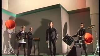 """Depeche Mode Swiss TV - """"Grell Pastell"""" - 04.09.1987"""