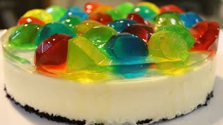 getlinkyoutube.com-Jewel Cheesecake ジュエルレアチーズケーキ