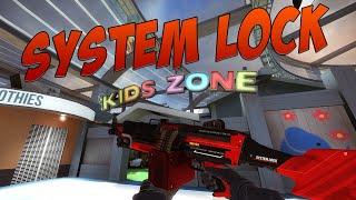 getlinkyoutube.com-CS:GO - M249 | System Lock Gameplay