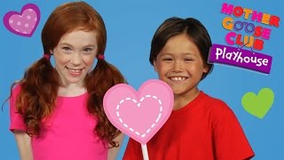 getlinkyoutube.com-Today Is the Day for Valentines | Mother Goose Club Playhouse Kids Videos