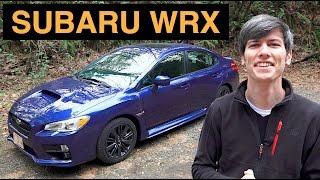 2015 Subaru WRX - Review & Test Drive