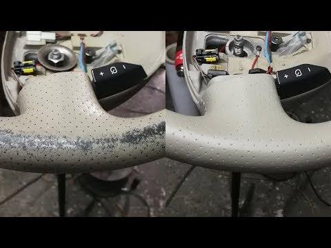 Reparacija Farbanje Koznog Volana Reno Laguna