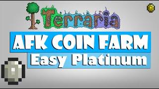 getlinkyoutube.com-Terraria - AFK Coin/Money Farm