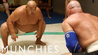 getlinkyoutube.com-The 10,000 Calorie Sumo Wrestler Diet: FUEL