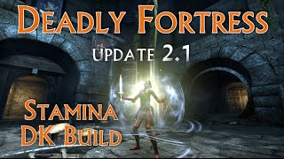 "getlinkyoutube.com-""Deadly Fortress"" Dragonknight PVP/PVE Build Heavy Stam Tank/DPS for Elder Scrolls Online Update 7"
