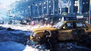 getlinkyoutube.com-The Division Gameplay Demo [E3 2014]