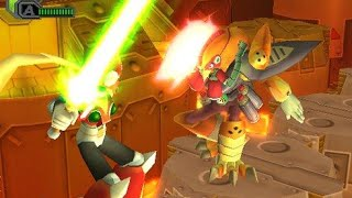 getlinkyoutube.com-PS2 [Long Play] Megaman X8 100% AAA - All Item Hunt - Hard Mode in 1:32 by Xmaverickhunter