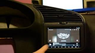 getlinkyoutube.com-BMW e36 CarPC AutoDroid Nexus 7