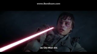 getlinkyoutube.com-Люк, я твой отец [Star Wars]