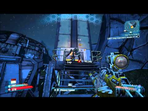 Borderlands 2 - Wildlife Exploitation Preserve - Bears, Echoes, Stashes and Vault Symbols