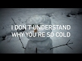 Maroon 5 - Cold feat. Future, with lyrics